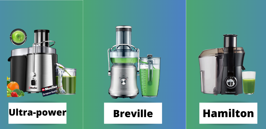 How To Choose the Best Centrifugal Juicer