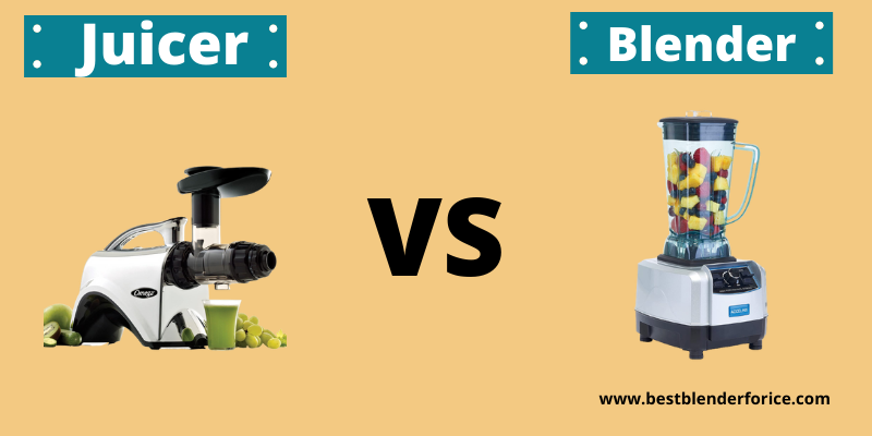 juicer vs blender Which One is Good for Beet Juice